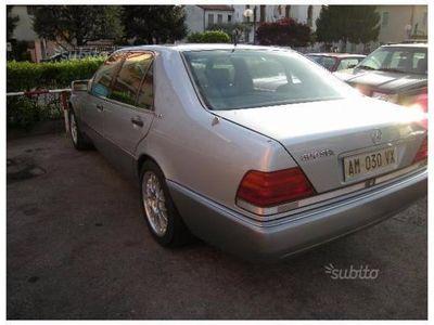 usado Mercedes 600 SEL cat