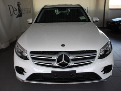 usado Mercedes E250 GLC Off-Roader d 4MATIC