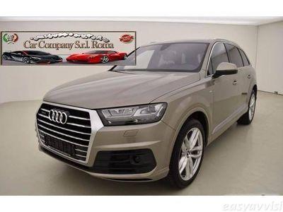 usata Audi Q7 Q73.0 TDI S line 7 posti, Bose, Head-Up, (LE