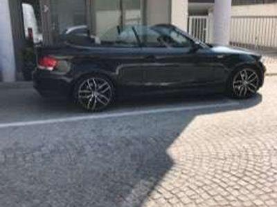 usata BMW 125 Cabriolet Serie 1 Cabrio(E88) Attiva