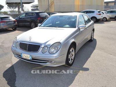 usata Mercedes E320 Avantgarde
