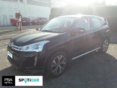usata Citroën C4 Aircross 1.6 HDi 115 Stop&Start 2WD Attraction