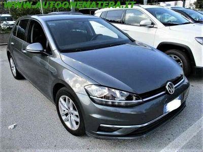 usata VW Golf 1.6.TDI 115CV BUSINESS EUR6