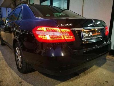 käytetty Mercedes E200 ClasseCDI BlueEFFICIENCY Elegance