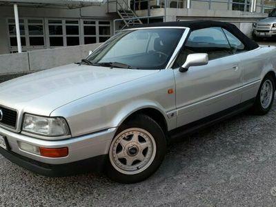 usata Audi Cabriolet Cabrio 2.0 E cat UNICO PROPRIETAR