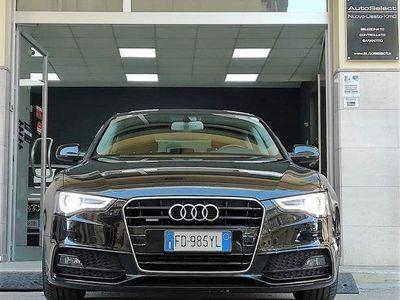 brugt Audi A5 2.0 TDI 190CV Quattro Sline Stronic KM CERTIFICATI