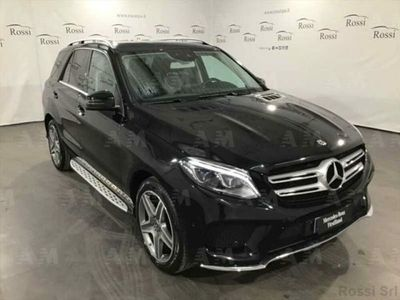 used Mercedes 350 GLE Coupéd 4Matic Coupé Premium del 2018 usata a Narni