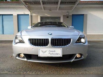 usata BMW 645 CI MANUALE SERVICE PERFETTA