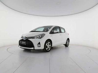 usata Toyota Yaris 1.5 hybrid active 5p my16