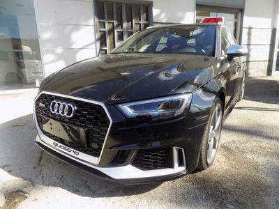 usata Audi RS3 2.5 TFSI 400 CV QUATTRO S-TRONIC SPORTBACK