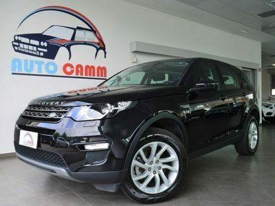 usata Land Rover Discovery Sport 2.0 TD4 180 CV Aut. 4x4 SE NAVI