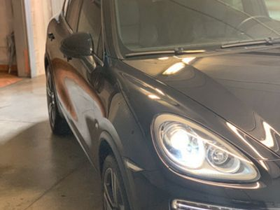 usata Porsche Cayenne Platinum Edition