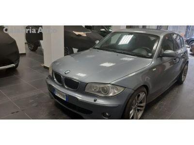 usata BMW 118 Serie 1 (E87) d cat 5 porte Futura DPF