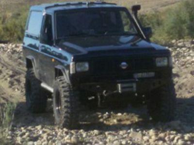 used Nissan Patrol tr 2.8 td intercooler