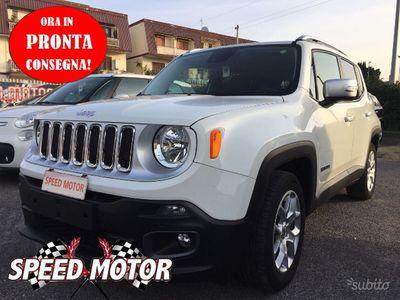 usado Jeep Renegade 1.6 Mjt Limited NAVI,PELLE,SENSORI