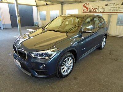 """brugt BMW X1 xDrive25d 231 CV Advantage Automatico """"SOLO 55000"""""""