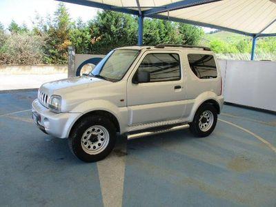 käytetty Suzuki Jimny Jimny 1.3i 16V cat 4WD JLX Special1.3i 16V cat 4WD JLX Special