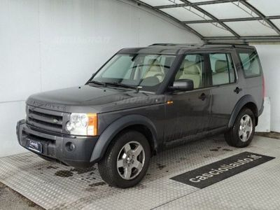 brugt Land Rover Discovery 3 2.7 TDV6 SE del 2005 usata a Mosciano Sant'Angelo