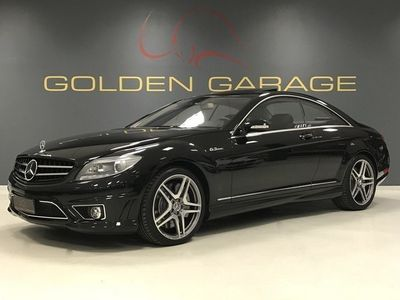 used Mercedes CL63 AMG AMG
