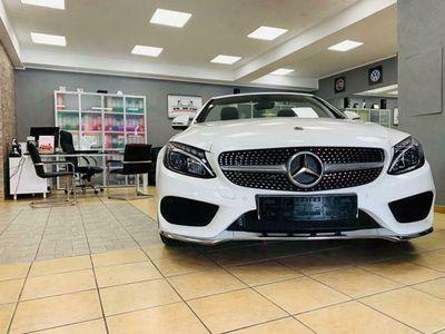 usata Mercedes C250 d Automatic Cabrio Premium Plus PACCHETTO AMG!