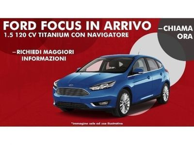 second-hand Ford Focus 1.5 TDCi 120 CV Start&Stop SW Business