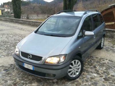 usata Opel Zafira 2.2 16V DTI cat Elegance 7 Posti Clima-Tagliandata