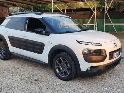 usata Citroën C4 Cactus BlueHDi 100 S COME NUOVA
