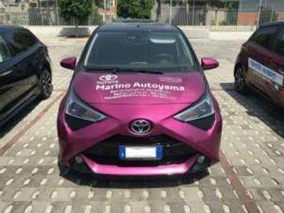 usata Toyota Aygo Aygo 2ª serie1.0 VVT-i 72 CV 5 porte x-trend Berlina [SEMESTRALE]