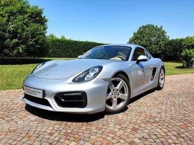 usata Porsche Cayman 981 2.7