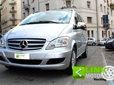 usata Mercedes Viano 2.2 CDI Avantgarde 163cv, 7posti Unicoproprietario