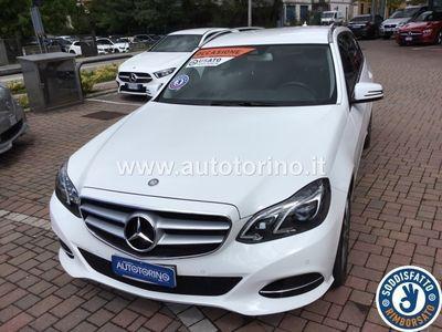 usado Mercedes 220 CLASSE E SW E SWBT Premium 4matic auto