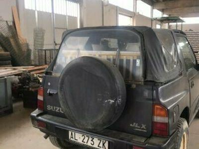 usata Suzuki Vitara 1.6i 16V cat 3 porte Cabriolet