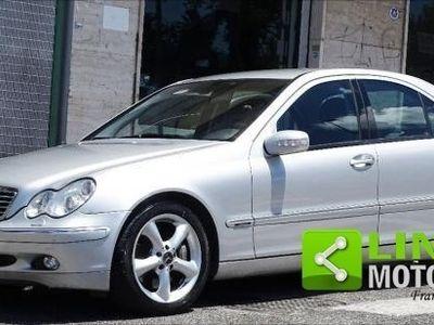 usata Mercedes C220 classecdi elegance kubanite - unico proprietario