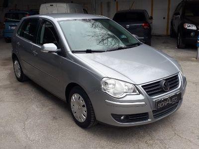 brugt VW Polo 1.4 16V 5p Benz/GPL 2007