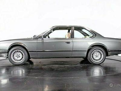 usata BMW 635 CSI - Anno 1984