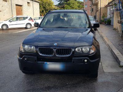 usata BMW X3 2.0d anno 2007