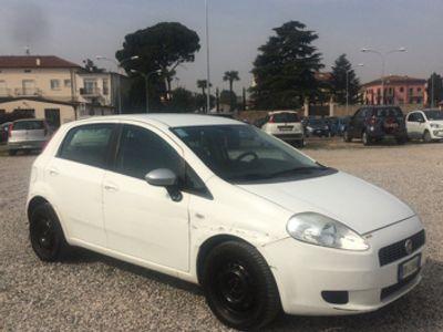 brugt Fiat Punto 1.4 benzina con GPL anno 2009