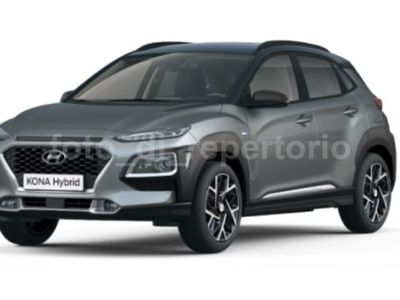 usata Hyundai Kona HYBRID 1.6 141cv HEV DCT XTECH