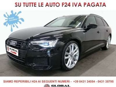 usata Audi 50 Avant3.0 TDI quat tipt S Line/ACC/Matrix/Panor