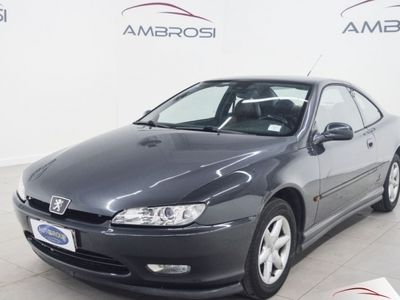usado Peugeot 406 2.0i 16V cat Coupé
