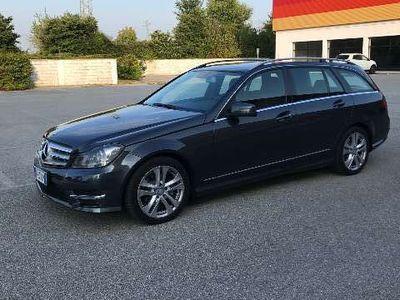 begagnad Mercedes C220 CDI S.W. 4Matic Avantgarde