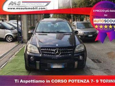 usata Mercedes ML63 AMG Classe MAMG V-Max*Tetto*...