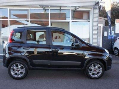 gebraucht Fiat Panda 4x4 1.3 MJT CINGHIA RIFATTA