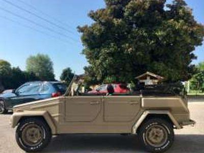 usata VW 181 type 18 militare ? targata italia by gandin motors benzina