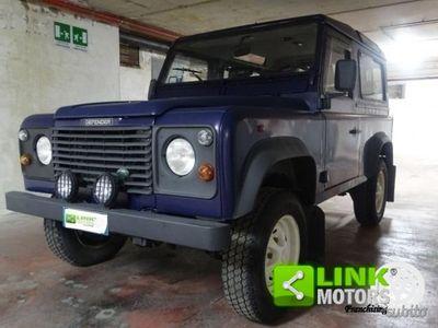 brugt Land Rover Defender 2.0 i 16 v del 1996