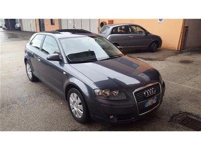 gebraucht Audi A3 1.6 Attraction GPL