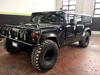 usata Hummer H1 6.5 T.D. KILLER BLACK ( FOR EXPORT NETTO 37.900)