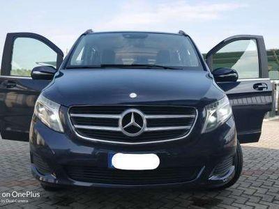 usata Mercedes V250 CDI BlueTEC Automatic 4Matic Sport