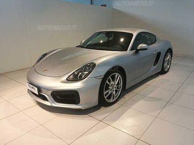 usata Porsche Cayman 2.7 GTS Pack