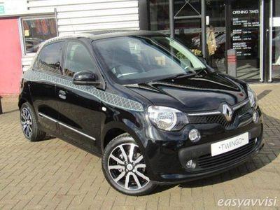 begagnad Renault Twingo SCe Stop&Start Intens